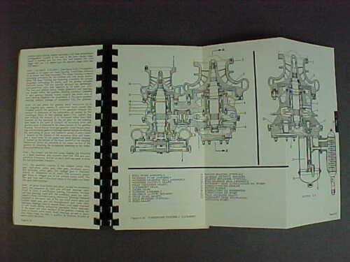 1964 Vintage TITAN 3 Rocket Propulsion Handbook