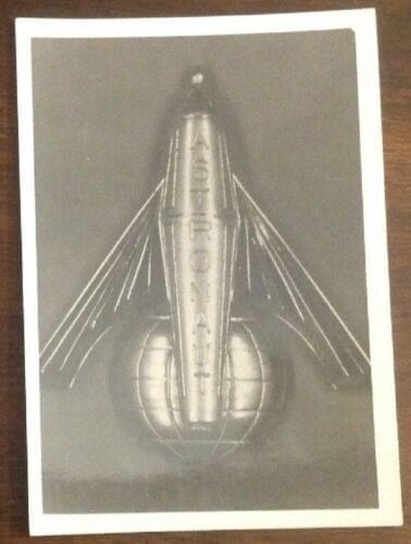 John GLENN Mercury Astronaut Wings