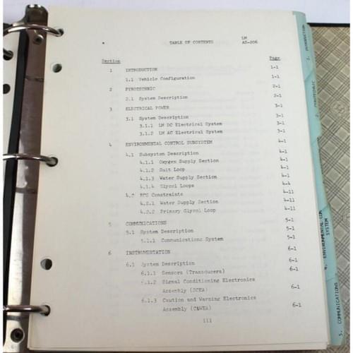 Lunar Module 1 Systems Handbook
