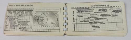 Apollo 9 AC Electronics Information Booklet