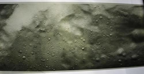 Long, Vintage Apollo 17 Panoramic NASA Negative