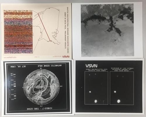 20 Original NASA Photographs of Earth Research