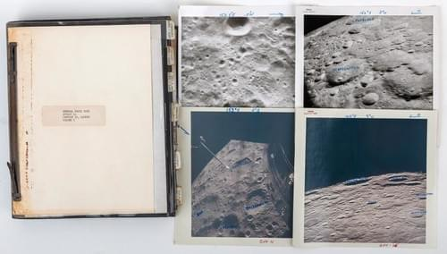 Apollo 14 General Lunar Surface Work photo Vol I