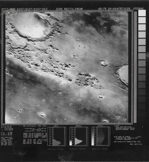 Viking Mars lander first generation original photos