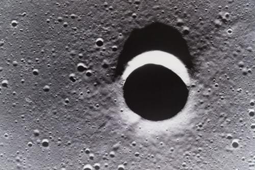 NASA APOLLO 17 Panorama Negative roll