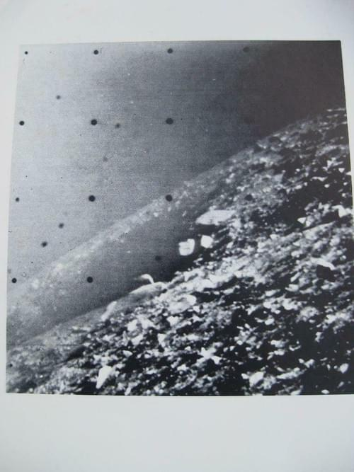 Surveyor III Lunar Exploration Mission