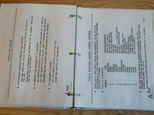 Nasa Space Shuttle Press Kit