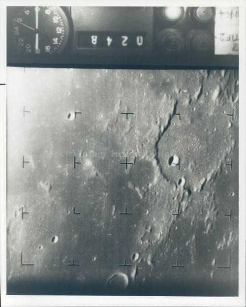 Lunar surface Ranger 7 July 1964 press release