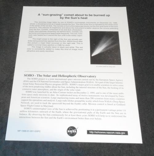 Sun Gazing Comet