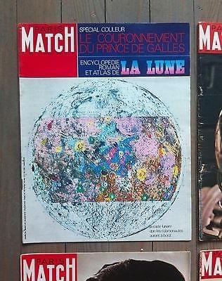 PARIS-MATCH – APOLLO 11 – Historical Vintage magazine
