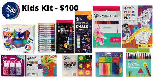Kids Kit - $100 - STOCK VARIENCES MAY OCCUR ON THIS KIT