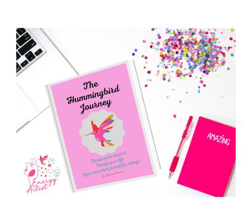 The Hummingbird Journey - Book