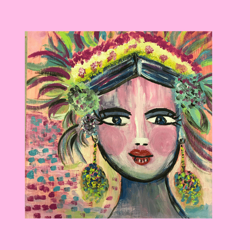 International Women's Day Painting Connection