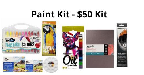 Paint Kit - $50 paint kit
