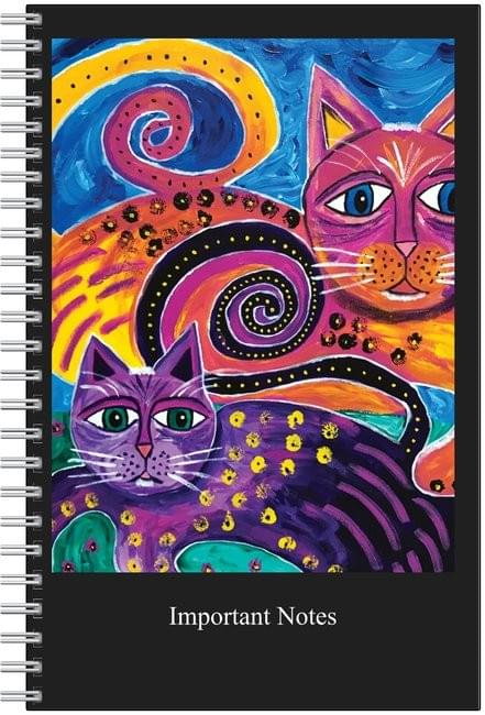 Important Notes - Cat Notebook