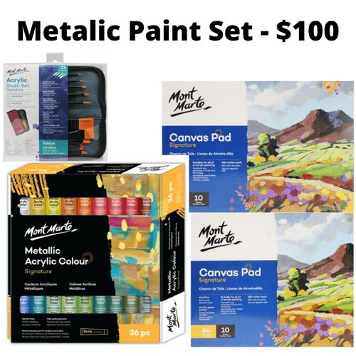 Metalic Paint Kit - $100