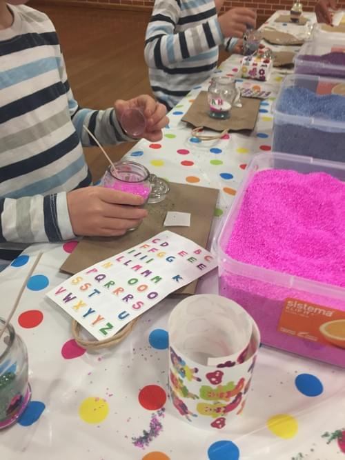 Kids Candle Making - Workshop - Thursday 8th July 2021 - 10.00 - 11.00 1