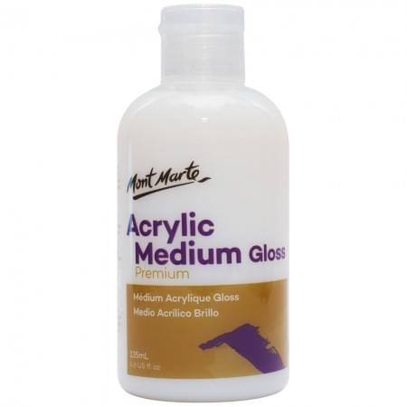Acrylic medium gloss 135ml