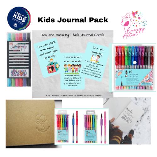 Kids Journal pack - $100 Creative Kids