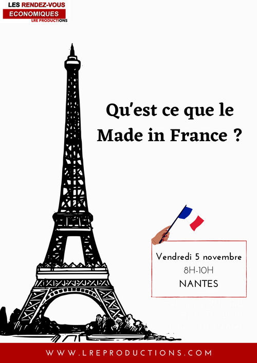 Vendredi 5 novembre - Nantes - 8H/10H