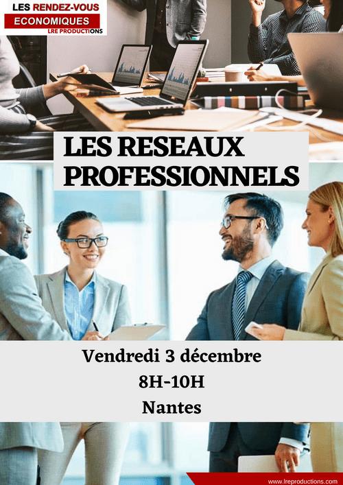 Vendredi 3 décembre - Nantes - 8H/10H