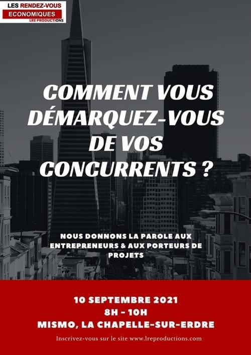 Vendredi 10 septembre - La Chapelle-Sur-Erdre