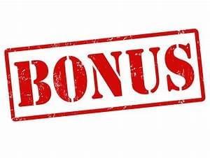Vos bonus