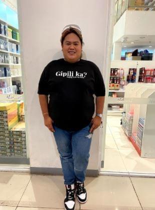 Gipili Ka Tshirt by Rowell Divina aka Pambansang Uga
