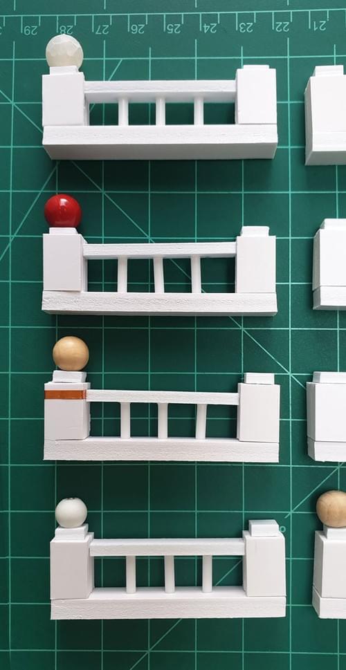 3D Hegn (let installation)
