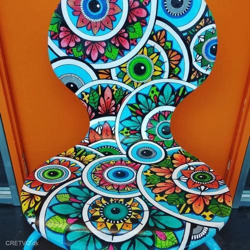 Chair - Mandala 01