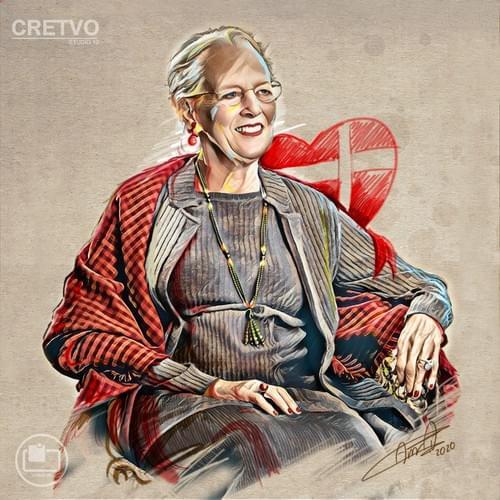 Kort | Dronning Margrethes 80-års fødselsdag