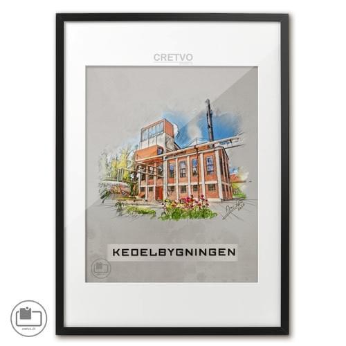 Kort | KEDELBYGNINGEN Vejle, Denmark