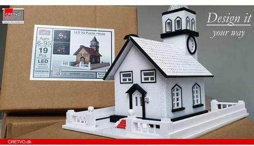 CRETVO Creative - design in 3D