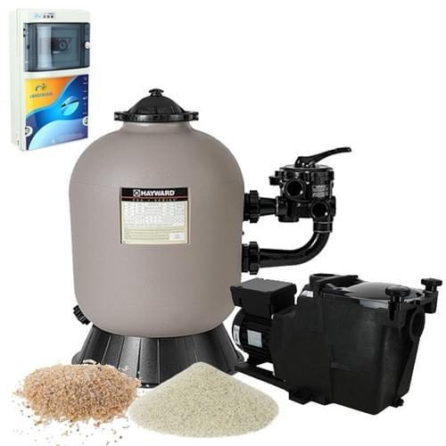Système de filtration pour bain nordique