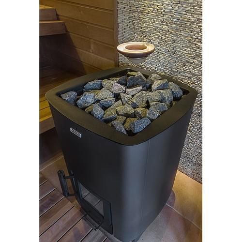 """Poêle à bois écologique pour Sauna Finlandais """"Narvi NC"""""""