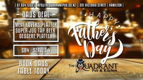 Dads Day Deal