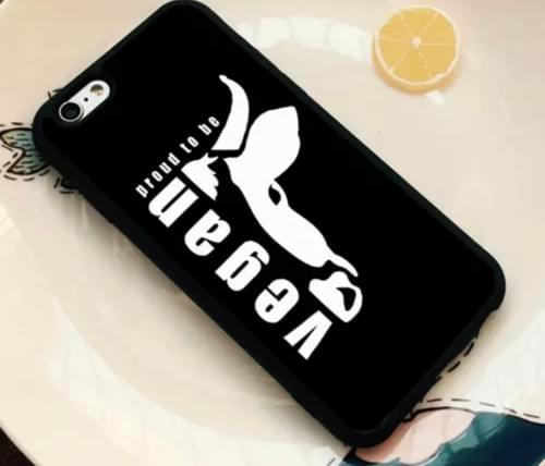 Proud to Be Vegan Phone Case