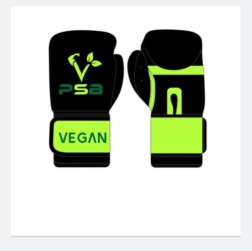 Vegan- Plant Strong Body- Boxing Gloves