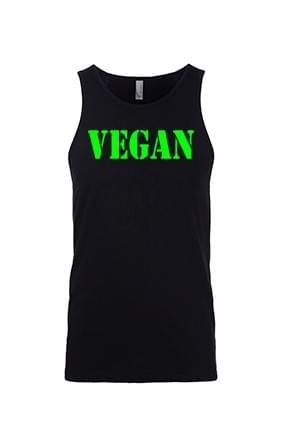 Mens Vegan Tank