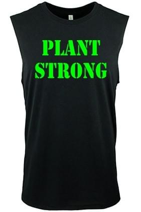 Mens Plant Strong Tank- Options Available