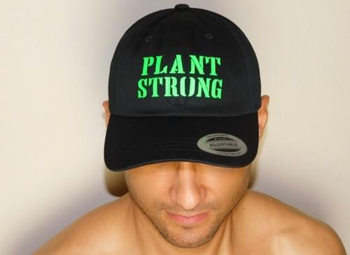 Unisex Plant Strong Hat