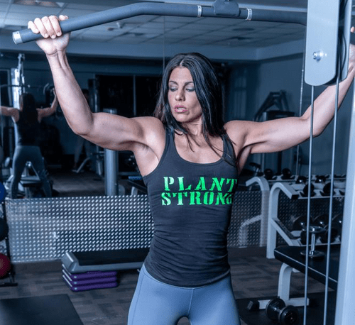 Ladies Plant Strong Tank
