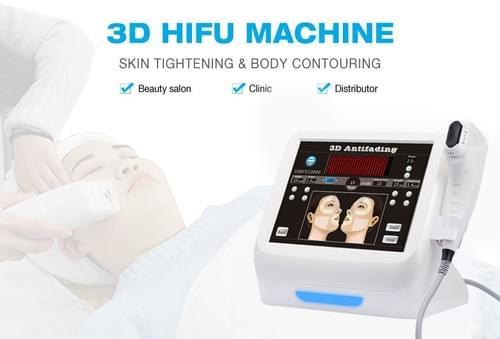 Hot sell portable mini hifu face lift machine
