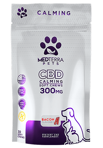 Calming Pet Chews - Medterra