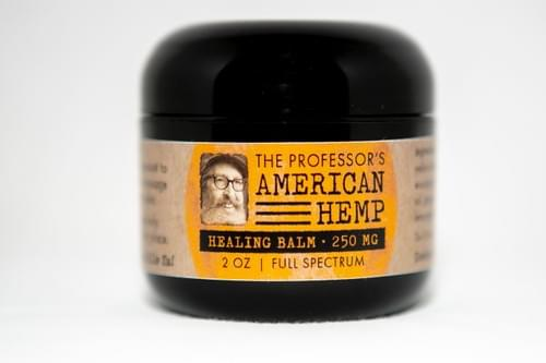 The Professor's Healing Balm