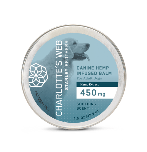 Soothing Pet Balm -- Charlotte's Web