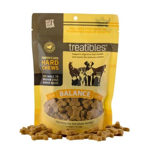 Small-Dog Hard Chews -- Treatibles