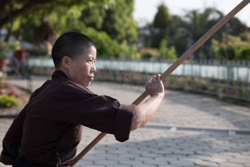 Kung Fu Nun of Nepal