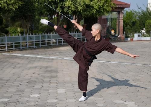 Kung Fu Nun