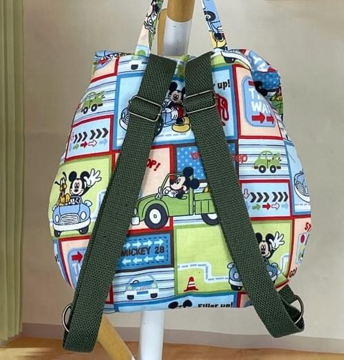 Toddler Backpack - Mickey